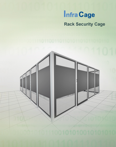 Rack Security Cage