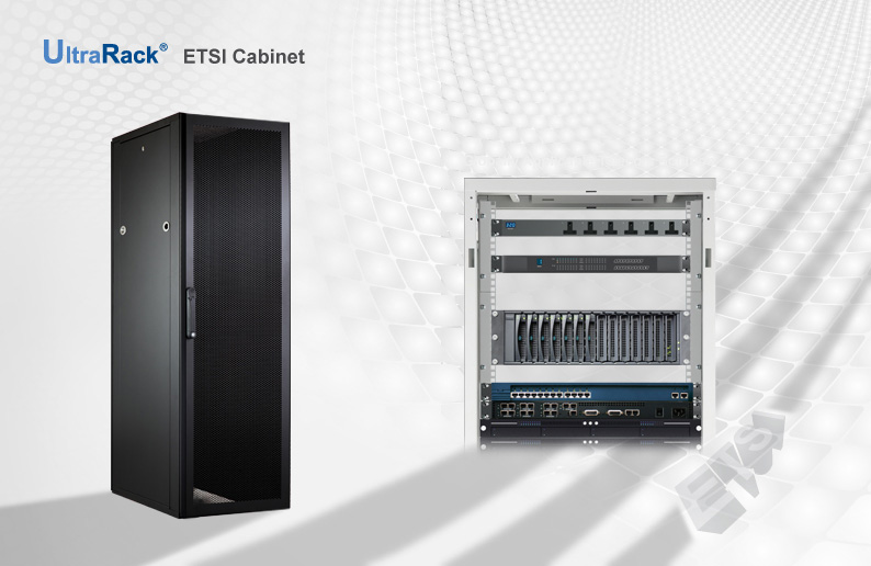 ETSI Telecom Rack